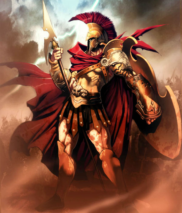 ares-greek-god-war-character-design图片