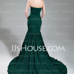 GREEN DRESS JJ