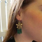 Green Agate Julleen Earring