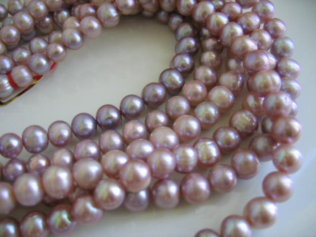 A Hankering for Pink Pearl Jewellery