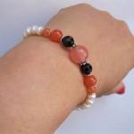 coral-tone-pearl-cherry-quartz-bracelet
