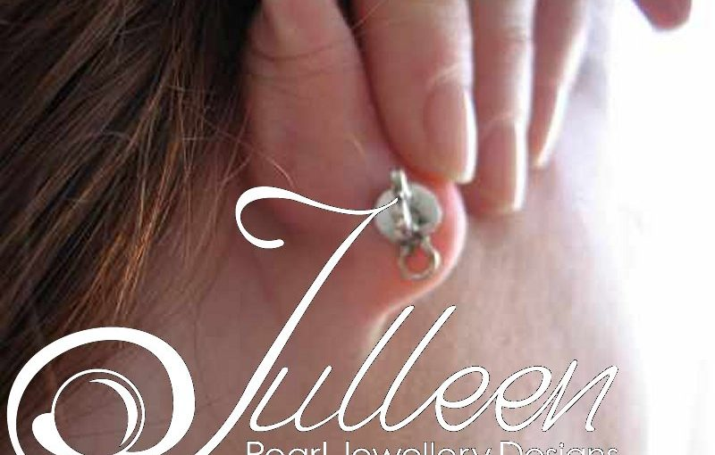 Julleen Lobe Lift Earring Just in Time for Mother's Day on Julleen Jewels on Etsy