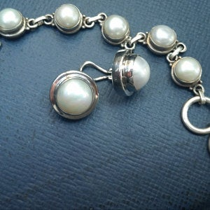 A Tale 50 years in the making a Match Found to complete a set of Pearl Jewellery