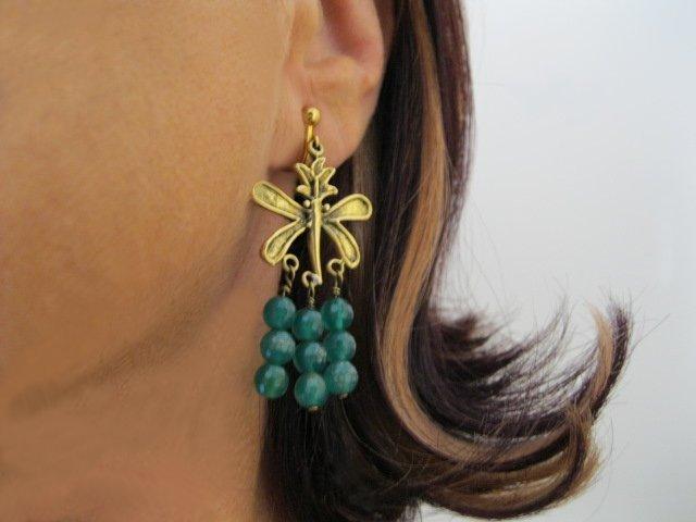 Fantasy Wing Earrings - http://www.julleen.com/product/star-power-earrings/