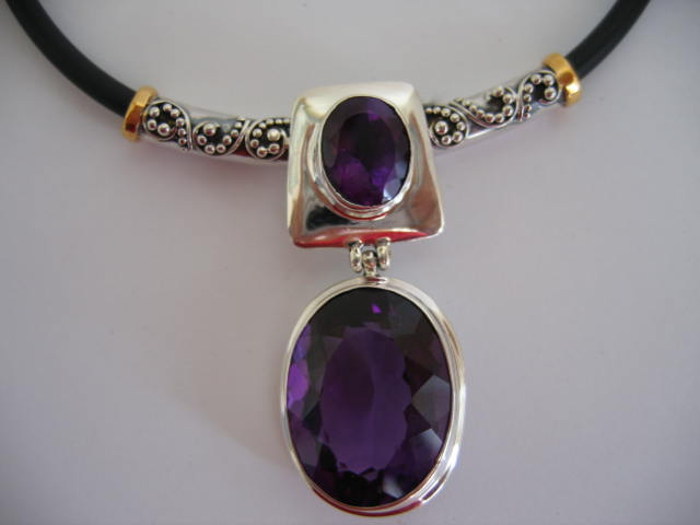 February the Month of Amethysts – A little History