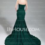 GREEN DRESS JJ