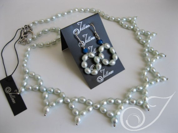 Mint Tones in Jewellery and accessories
