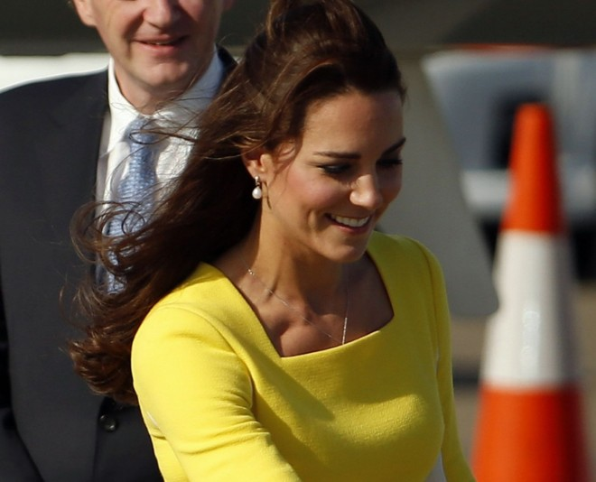 Loved Kate in Yellow