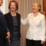 Australia And U.S. Hold Bilateral Meetings In Perth