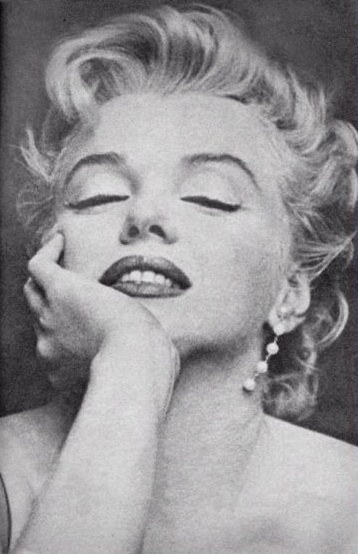 Marilyn ahead of her time