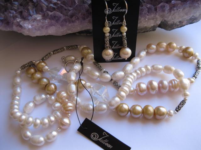 Luscious Substanial and Glamorous! Julleen Pearls at Mariko South Perth