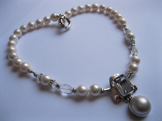Mabes and Pearl Necklaces