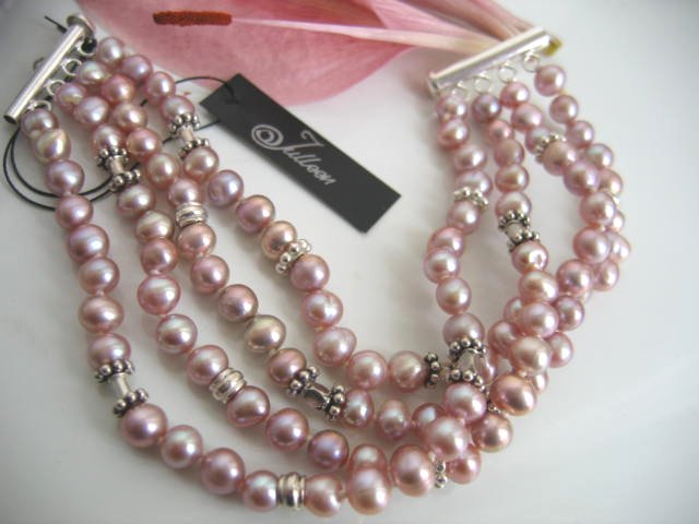 Pink Pearls are trending for 2017