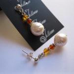 amber-pearl-drop-earring
