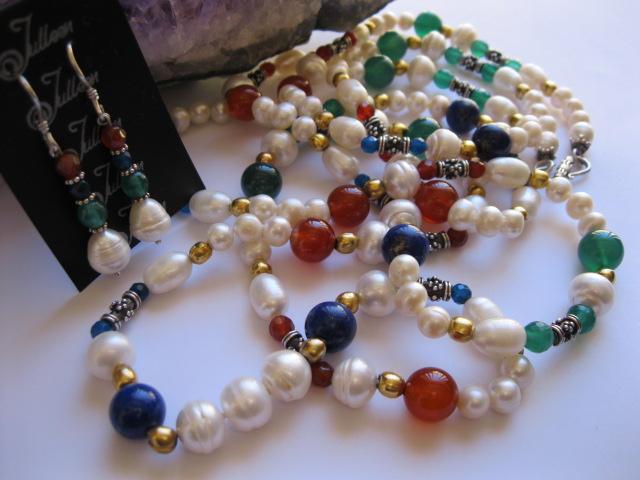 Australia Day Pearl Jewellery