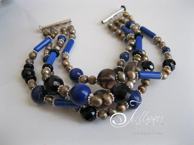 Bronze Pearl Jewellery