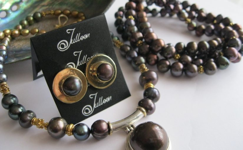 The Final Exquisite Suite of Black Pearls – Julleen Style
