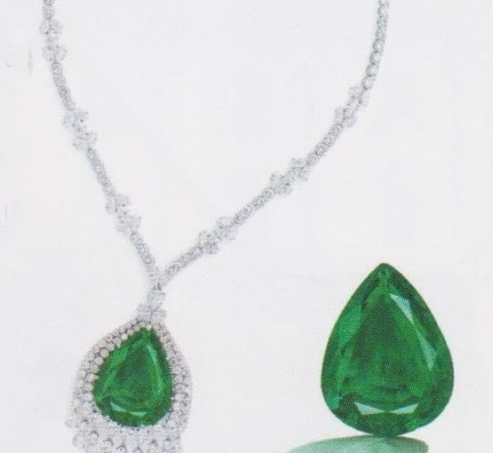 The Emeralds of Catherine The Great Sold at Auction