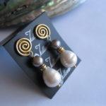 Luxury-Drop-Pearl Earring-Julleen