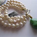 green-nugget-turquoise-pearl-bracelet-Julleen